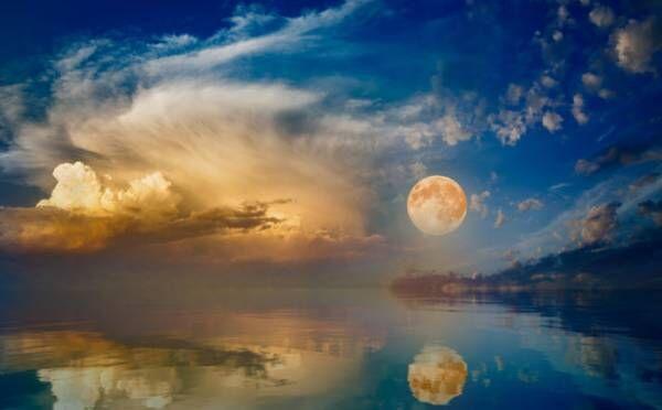 双子座は、先に進んでいこうと思えるとき…9月14日 魚座の満月【新月満月からのメッセージ】