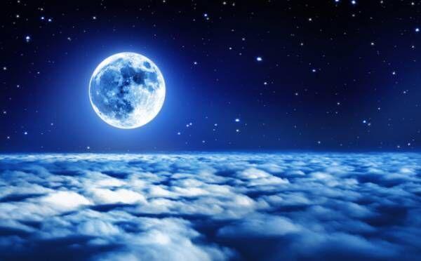 射手座は、自分に対するハードルを下げて…11月12日 牡牛座の満月【新月満月からのメッセージ】