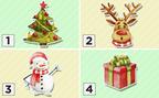 【心理テスト】クリスマスまでに恋人はできる?選んだアイテムが伝える恋の行方