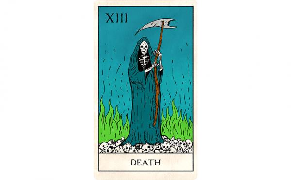 【実録】悲劇の合コン?モテる友人に「死神」のタロットカードを持たせたら…