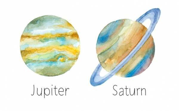 木星、土星真木あかりの惑星カレンダー