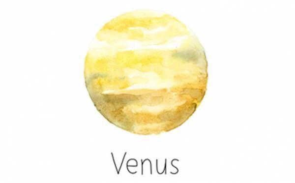 金星真木あかりの惑星逆行カレンダー