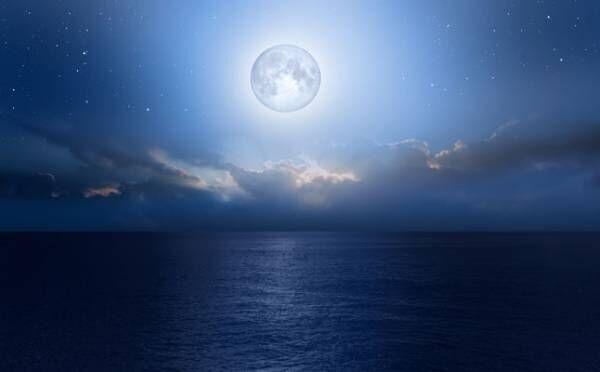 獅子座は、自分の可能性に気づくタイミング…7月5日 山羊座の満月【新月満月からのメッセージ】
