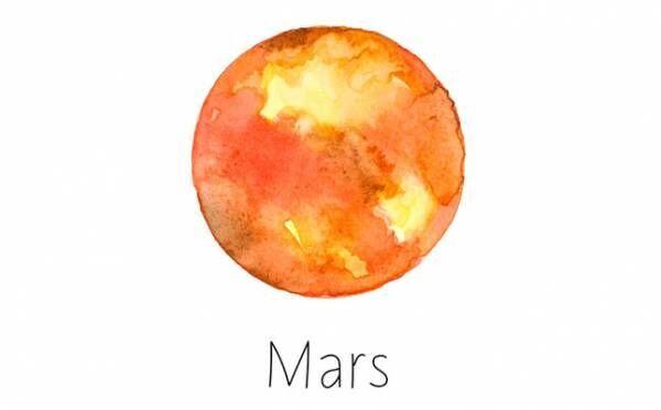 火星真木あかりの惑星逆行カレンダー