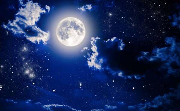 山羊座は、全力を出すことが幸運のカギに!? 10月2日 牡羊座の満月【新月満月からのメッセージ】