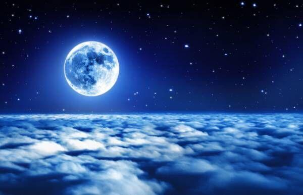 射手座は、自らの「呪い」を解いていくタイミング 10月31日 牡牛座の満月【新月満月からのメッセージ】