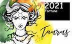【牡牛座 2021年の運勢】恋愛運、仕事運、金運…12星座別メッセージ