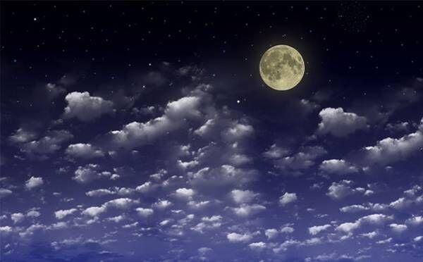水瓶座は、今の自分を認めることでラクになるとき…4月27日_蠍座の満月【新月満月からのメッセージ】