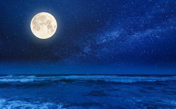牡羊座は「なるようになる」とき…7月24日_水瓶座満月【新月満月からのメッセージ】