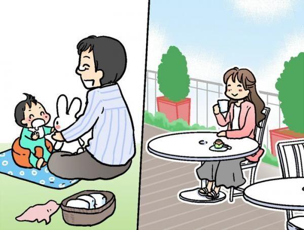 疲れた時こそ試してみよう!ママたちから集めた「育児リフレッシュ方法」まとめの画像