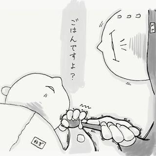"""「何時間でも見てられる♡」夫婦で描くほっこりかわいい""""子育てイラスト""""まとめの画像"""