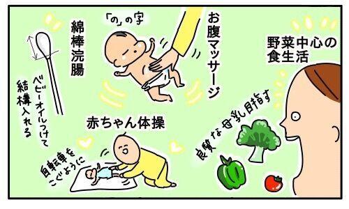 「背中漏れバンザーイ‼︎」赤ちゃんのウンチ漏れが嬉しいわけの画像