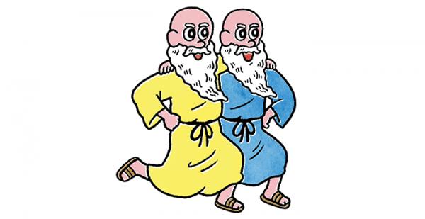 2月18日(日)【 神々の子育て占い 】の画像