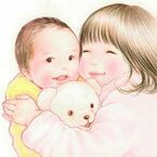 最高に癒されるイラストで大人気!shirokumaさんに2人育児についてインタビューしました!