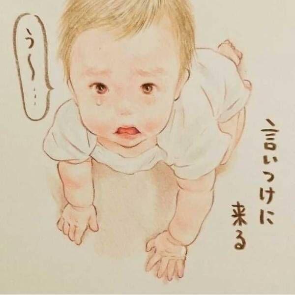 最高に癒されるイラストで大人気!shirokumaさんに2人育児についてインタビューしました!の画像
