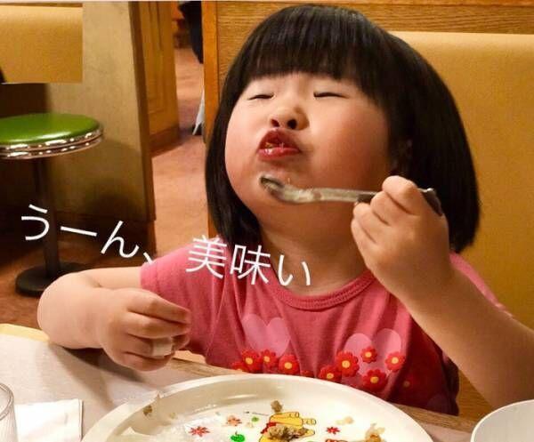 「おいしいってしあわせ…♡」子どものおいしい顔がたまらない!の画像