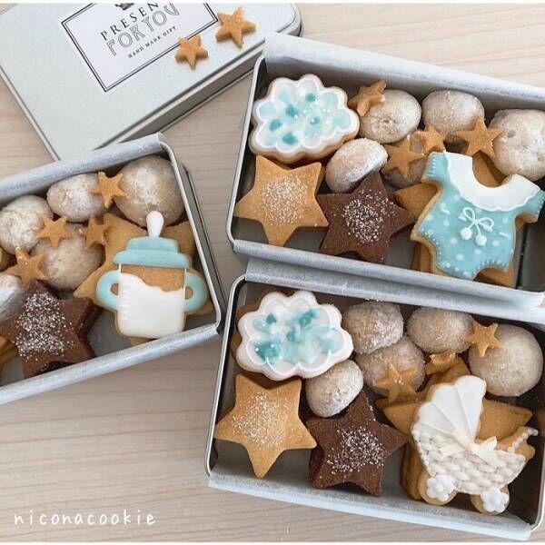 出産祝いや内祝いに!クッキーにハーバリウム…手作りギフトのアイデア集の画像