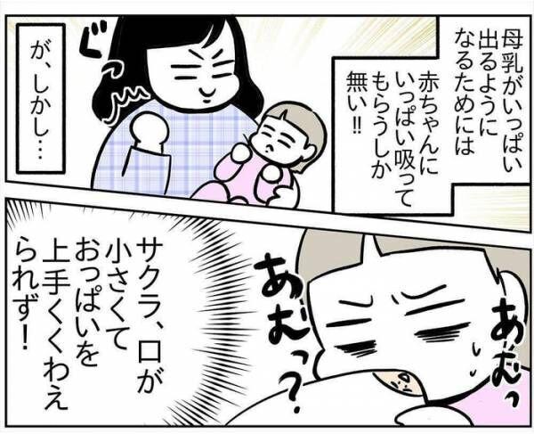 母乳育児にこだわり睡眠障害に…執着を捨てたられたとき、変わったものの画像