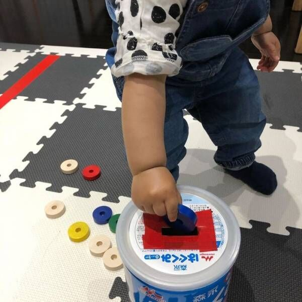 あのオモチャも手作りできる!簡単・かわいい手作り知育玩具の画像