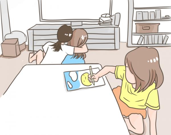 ボッチだった私が、3姉妹を「仲良しグループ」にするのを止めた話の画像