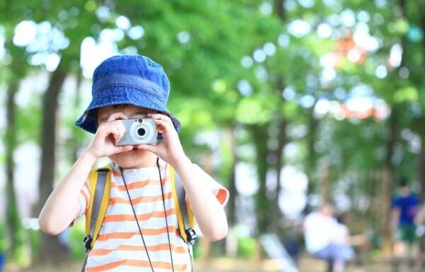 「好き」の気持ちは、世界を広げる原動力になる。カメラ好きの息子から学んだことの画像