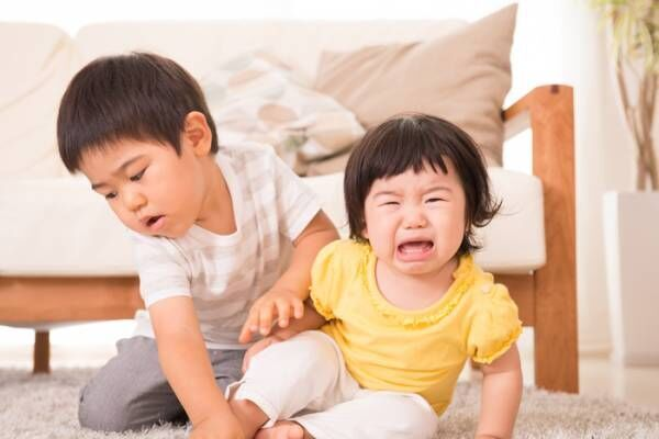 毎日勃発する兄妹喧嘩…。オリンピックイヤーにあやかった平和的な解決法とは?の画像