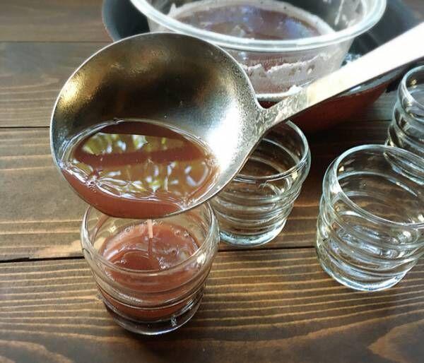 混ぜて、冷やして、完成!子どもと作れる、簡単グラススイーツレシピの画像