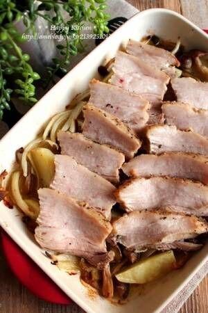 ちゃちゃっと作れて、大皿で映える!おうちパーティーで使いたい簡単レシピの画像