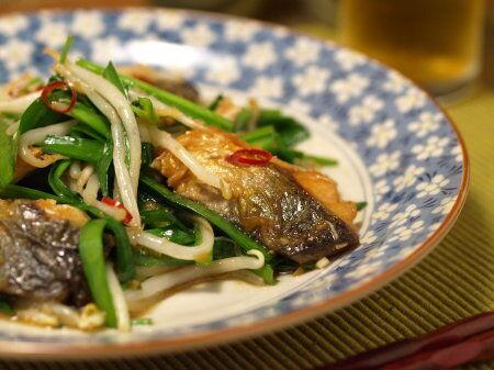 グリルは使わず、フライパンでできる!栄養たっぷり魚料理レシピの画像