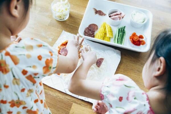 今こそ子どもと一緒に作りたい!簡単レシピやお手伝い体験談をご紹介☆の画像