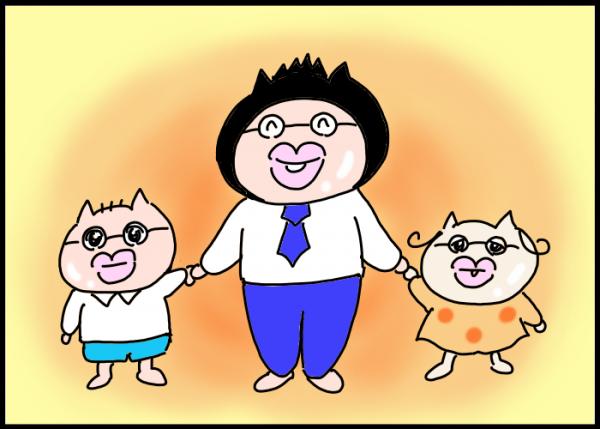 夫の連れ子も我が子も、同じように愛おしい!「ステップファミリー」という生き方の画像