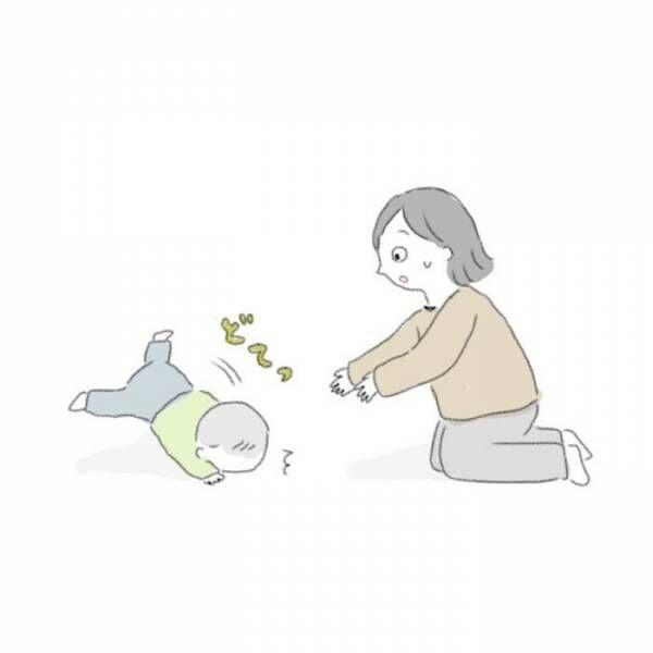 必死だった産後の日々。私、「がんばったね」の一言が欲しかったんだ。の画像