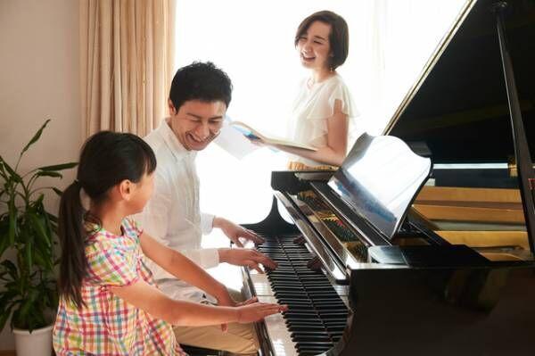 ピアノを弾いていたら「ママ良い曲、書くじゃん」まさかのオチとは?の画像