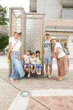 【family snap!】マタニティヨガつながりのママは、いまでも大の仲良し♡ 代官山で家族ランチ!