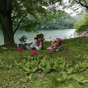 夏の終わりに… 子どもと一緒に、すいか&枝豆のおやつをつくろう!