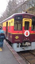 【子連れで秋旅♡】わたらせ渓谷鉄道のトロッコ列車で、子どもとのんびり秋を堪能♪