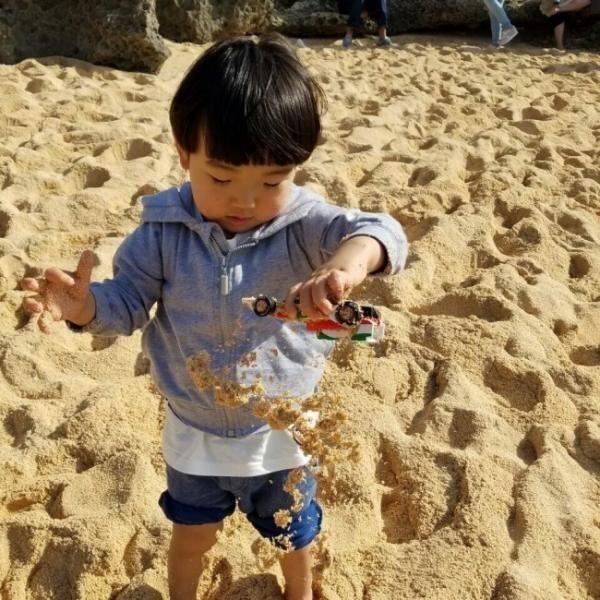《子連れで沖縄旅行♪》2歳の息子、はじめての沖縄! 持っていってよかったアイテム&子連れの穴場スポットはここ!