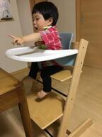 """《お食事スタートしたベビーに》ベビーのお食事椅子・みんなが使っている""""トリップトラップ""""ってどんなもの?"""