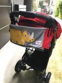 《子連れ外出は大荷物!》便利なベビーカー専用の小物入れで、お出かけ必需品をまとめよう!