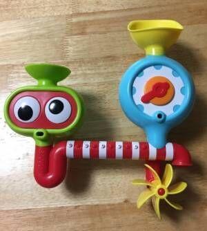 《寒い夜こそ、楽しくお風呂タイム♪》仕掛けが盛りだくさんの、〝お風呂の知育玩具〟って??