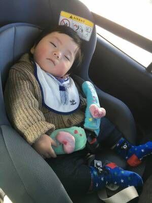 《我が家のお昼寝事情》先輩ママが教える、家&お出かけ時のお昼寝・寝かしつけの極意!