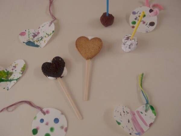 《2歳から作れる&食べられる!》子どもと一緒に、バレンタインで盛り上がろう♡