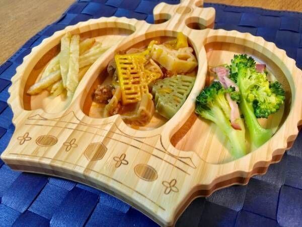 《コラボアイテムが登場!》メイドインジャパンの竹食器FUNFAMで、毎日の食卓が華やかに♡