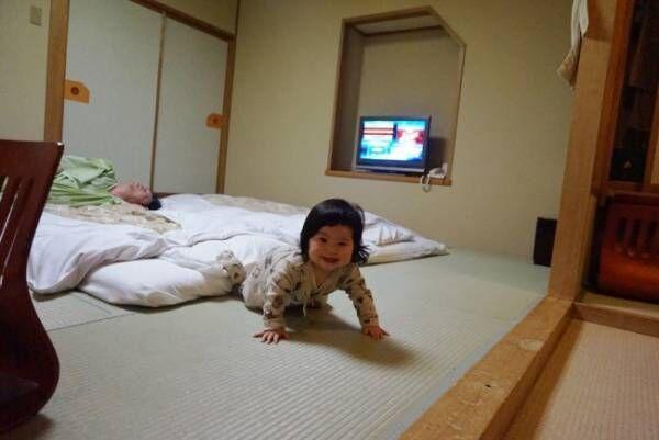 《子どもに優しいお宿ってどんなところ?》初めての家族で温泉旅行で、嬉しかったポイント♡