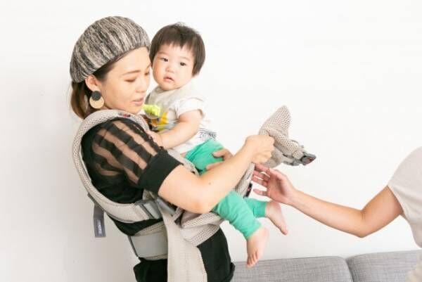 《ママたちの本音トーク③》 新作抱っこひも4アイテム、徹底抱き比べ! 〜ベビービョルンONE KAI Air編