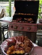 《初めてのアウトドア体験♪》都心でできちゃう、家族でお手軽&本格派BBQデビュー!