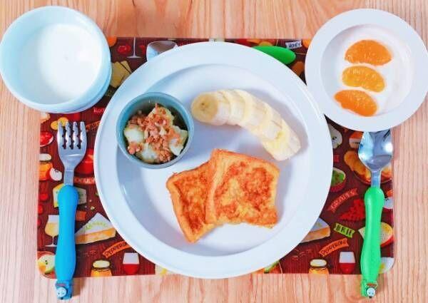 《食卓をもっと楽しく&美味しく!》ママも子供も楽しいお食事タイムになる、我が家のカトラリー選びと食事の工夫♡