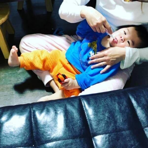 《しっかり歯を磨こう!》我が家3人兄弟・年齢別、歯磨きテクニック♪