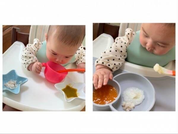 《新感覚マット型食器!》トリトラのトレイにぴったり、便利なシリコンマットを試してみました♪ 〜後編〜