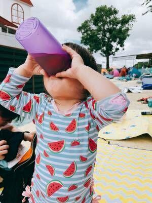 《プール&お祭りデビュー》2歳児、夏の初体験レポート! 子連れで快適に楽しむには…
